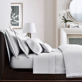 Ralph Lauren Home White Bedford Quilted Coverlet
