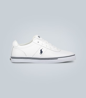 Polo Ralph Lauren Hanford low-top leather sneakers
