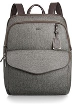 Tumi 'Sinclair Harlow' Coated Canvas Laptop Backpack
