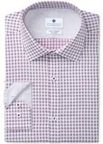 Ryan Seacrest Distinction Ryan Seacrest DistinctionTM Men's Slim-Fit Stretch Non-Iron Performance Check Dress Shirt, Created for Macy's