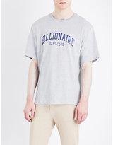 Billionaire Boys Club College logo-print cotton-jersey T-shirt