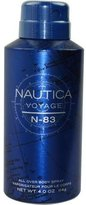 Nautica N-83 Body Spray, 4 Fluid Ounce by