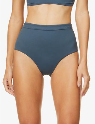 BONDI BORN Tatiana high-waisted bikini bottoms
