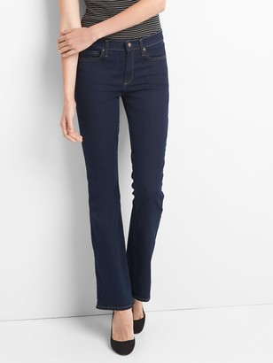 Gap Mid Rise Baby Boot Jeans