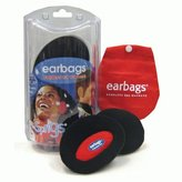 Sprigs Earbags Thinslte Fleece Blk Md