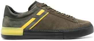Hogan H365 suede low-top sneakers