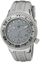 Swiss Legend Women's 11044D-PHT-014 Neptune Grey Dial Grey Silicone Watch