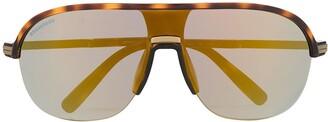 Dsquared2 Eyewear Shady tortoiseshell sunglasses