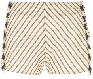 Dodo Bar Or Striped Shorts