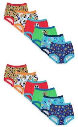 Mickey Mouse Toddler Boys Training Pants, 12-Pack