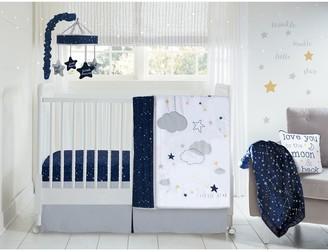 Wendy Bellissimo Celestial 4 Piece Crib Bedding Set