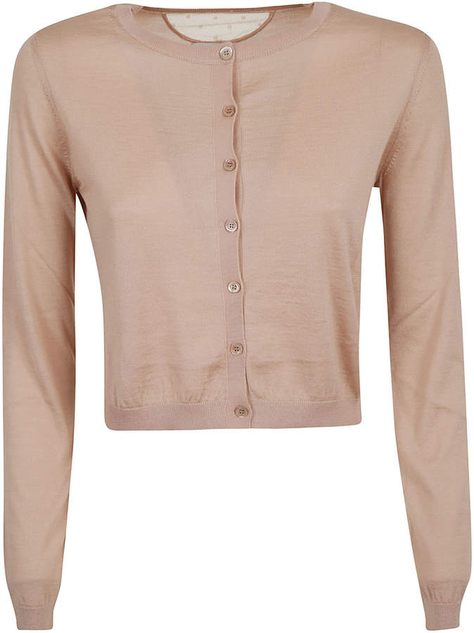 RED Valentino Button-up Cardigan
