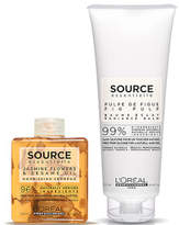 LOreal Professionnel Source Essentielle Nourishing color Radiance Duo