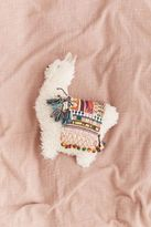 Urban Outfitters Furry Llama Pillow