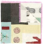 Valentino Garavani printed shawl