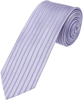 Oxford Silk Tie Stripe Reg