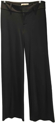 Michael Kors Black Spandex Trousers for Women