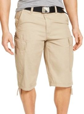 Levi's Men's Regular-Fit Ripstop Messenger Shorts