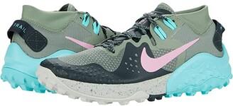 Nike Wildhorse 6 (Spiral Sage/Beyond Pink/Seaweed) Women's Running Shoes