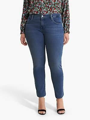 Levi's Plus 311 Shaping Skinny Jeans, London Nights