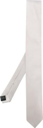 Dolce & Gabbana Pointed Tip Silk Tie