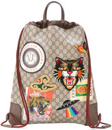 Gucci Courrier GG Supreme backpack