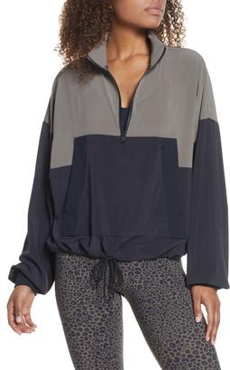 Alo City Girl Quarter Zip Pullover