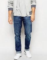 Esprit Vintage Wash Jeans In Skinny Fit - Blue