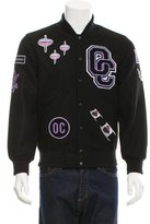 Opening Ceremony Logo Patch Varsity Jacket w/ Tags