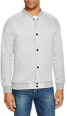Sovereign Code Princeton Quilted Snap Sweatshirt