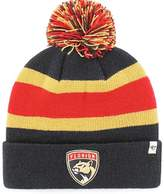 '47 NHL Florida Panthers Breakaway Cuff Knit Beany Hat Forty Seven