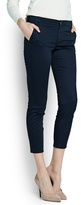 MANGO Cropped Suit Trousers