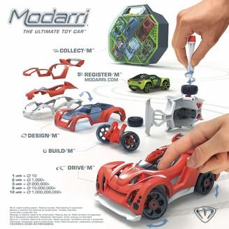 Modarri Deluxe 3 Pack Build Your Car Kit