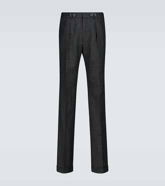Tom Ford Exclusive to Mytheresa - Atticus pinstriped pants