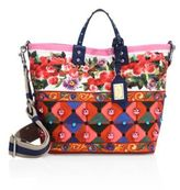 Dolce & Gabbana Studded Printed Tote