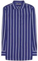 Loro Piana Kara 16 Striped Cotton Shirt