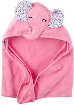 Carter's Little Elephant Hooded Towel