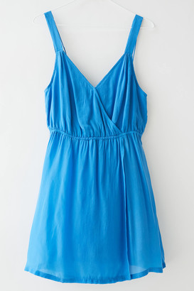 Urban Outfitters Summit Surplice Mini Dress