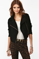 Nasty Gal Melody Biker Jacket