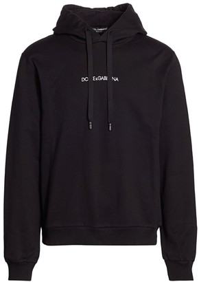 Dolce & Gabbana Classic Logo Hoodie