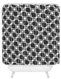 Deny Designs Heather Dutton Infinita Shower Curtain Bedding