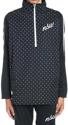 Nike Half Zipped Logo Sweater