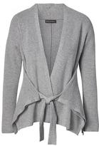 Banana Republic Cotton-Blend Tie-Waist Cardigan