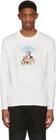 Wales Bonner Ivory saint Georges T-shirt