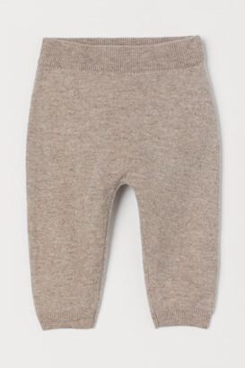 H&M Cashmere Pants - Brown