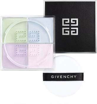 Givenchy Prisme Libre Matte-Finish & Enhanced Radiance Loose Setting Powder, 4 In 1 Harmony 12G No.1 Mousseline Pastel