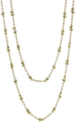 Ten Thousand Things 36 Inch Luxe X Chain Necklace