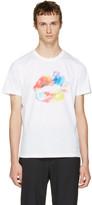 Paul Smith White Lips T-Shirt