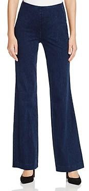 Lysse Flared Pull-On Jeans