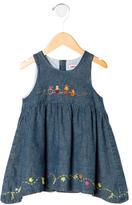 Catimini Girls' Denim Dress